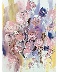 poster for Naomi Hendrickje Laufer - Exploding Flowers